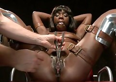 bdsm sex : black ebony sex