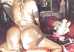 dirty sex videos : sexy ebony booty
