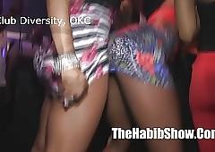 pov porn : big booty ebony sex