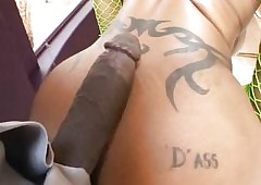 Cherokee D Ass : ghetto black booty
