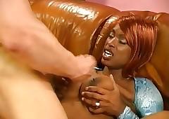 Midori : hot black porn