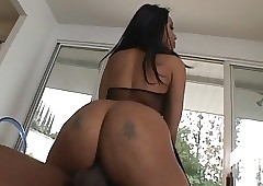 Kapri Styles : best ebony anal